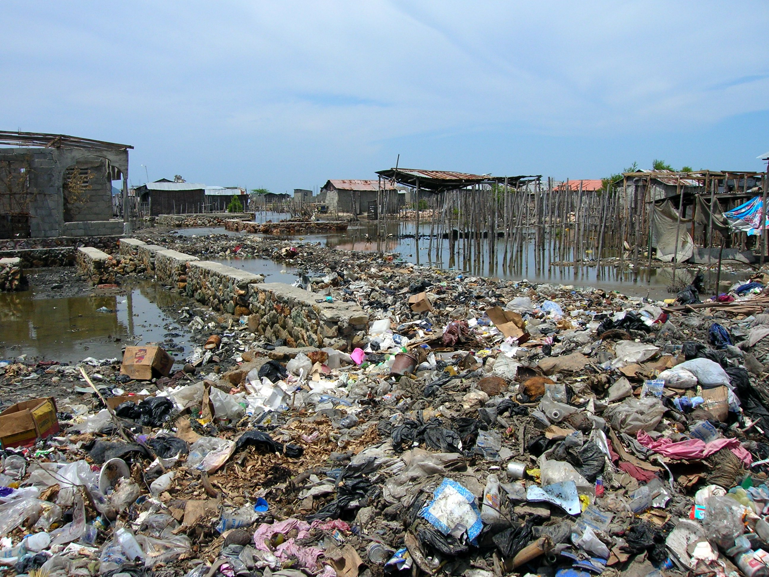 the impacts of improper solid waste